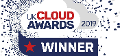 UK Cloud Awards Winner 2019